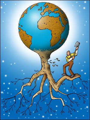 La Tierra en peligro: Cómo ayudar a cuidar nuestro Planeta