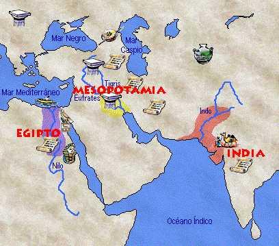 Mesopotamia: genios de la Antigüedad