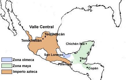 Origen y consolidación de los aztecas